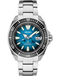 Seiko - Automatic Prospex Manta Ray Diver Stainless Steel Watch 44mm, A Special Edition - Lyst