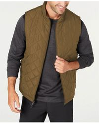 Hawke & Co. Quilted Vest, Created For Macy's - Multicolor