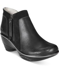 Jambu - Women's Pilot Ankle Booties - Lyst