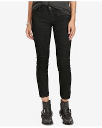Denim & Supply Ralph Lauren - Super-skinny Crop Jeans - Lyst