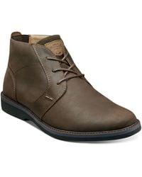 Nunn Bush Barklay Chukka Boots - Brown