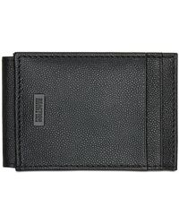 Kenneth Cole Reaction - Magnetic Front-pocket Leather Wallet - Lyst