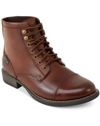 Eastland High Fidelity Lace-up Boots - Brown