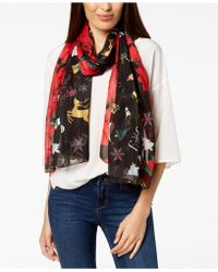 Charter Club - Merry & Bright Oblong Scarf, Created For Macy's - Lyst
