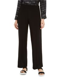 Vince Camuto Wide-leg Pants - Black