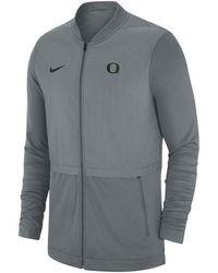 340f90352993 Nike - Oregon Ducks Elite Hybrid Full-zip Jacket - Lyst