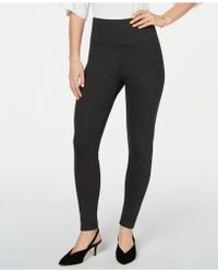 INC International Concepts - I.n.c. Shaping Knit Full-length Leggings, Created For Macy's (available In Plus-size) - Lyst