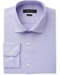 Marc New York - Men's Slim-fit Wrinkle-free Solid Dress Shirt - Lyst