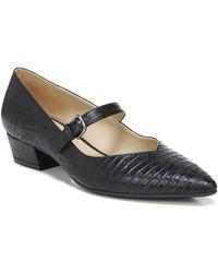 Naturalizer Florencia Low-heel Pumps - Black