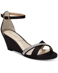 Charter Club - Mcalister Wedge Evening Sandals, Created For Macy's - Lyst