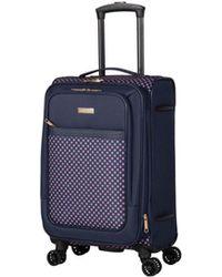 "Isaac Mizrahi New York - Soho 20"" 8-wheel Spinner Luggage - Lyst"