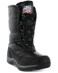 Khombu - Ski Team Lace-up Cold-weather Boots - Lyst