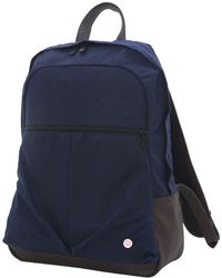 Token Waxed Woodhaven Backpack - Blue