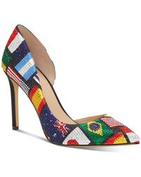 INC International Concepts Kenjay D'orsay Pumps, Created For Macy's - Multicolour