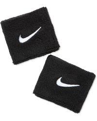 Nike Swoosh Sweatbands - Black