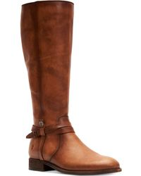 Frye - Melissa Belted Tall - Lyst