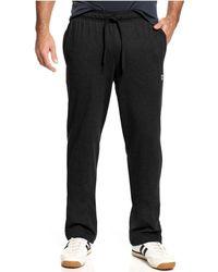 Champion - Jersey Open-bottom Pants - Lyst