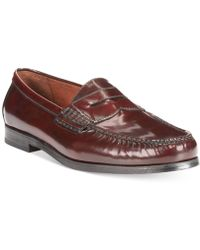 Johnston & Murphy - Pannell Penny Loafers - Lyst