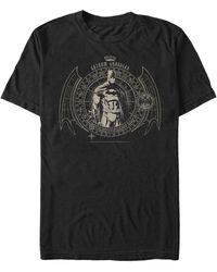 Fifth Sun Batman Gotham Guardian Short Sleeve T-shirt - Black