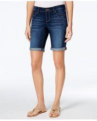 Vintage America | Boho Bermuda Shorts | Lyst