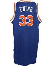 847cdc46 adidas - Men's Patrick Ewing New York Knicks Retired Player Swingman Jersey  - Lyst
