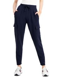 Tommy Hilfiger Pull-on Cargo Pants - Blue