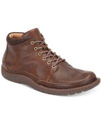 Born Men's Nigel Boots - Brown