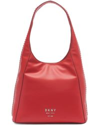 DKNY Alixis Hobo - Red