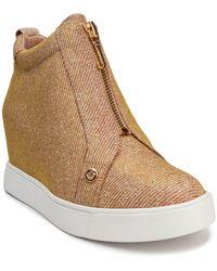 Juicy Couture Joanz Wedge Sneaker - Pink