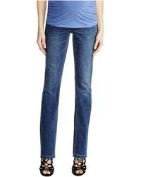Jessica Simpson - Slim-fit Boot-cut Maternity Jeans - Lyst