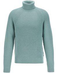 BOSS by Hugo Boss - Gilo Virgin-wool Rollneck Sweater - Lyst