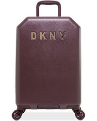 """DKNY - Allure 28"""" Hardside Spinner Suitcase, Created For Macy's - Lyst"""