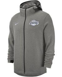 Lyst - Nike Men s Los Angeles Rams Sideline Ko Fleece Full-zip ... 779a59abb