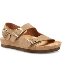 Eastland Charlestown Double Strap Sandals - Multicolour