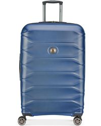 """Delsey - Meteor 28"""" Hardside Expandable Spinner Suitcase - Lyst"""