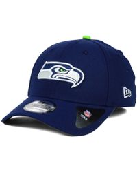 timeless design 42383 c6da5 KTZ Seattle Seahawks Gold Collection Knit Hat in Green for Men - Lyst