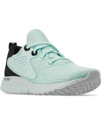 bc431b112070a Lyst - Nike Women s Air Huarache Run Ultra Running Sneakers From ...