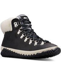 Sorel Out N About Plus Conquest Boots - Black