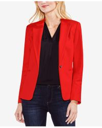 Vince Camuto - Lace-up Blazer - Lyst