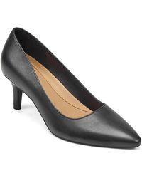 Aerosoles Rochester Classic Court Shoes - Black