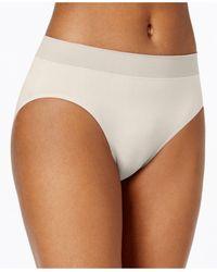 Jockey Modern Micro Seamfree Hi Cut Underwear 2042 - Multicolor