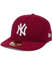 Lyst - Ktz C-dub Patch 59fifty Cap in Pink for Men ecf49f3ce185