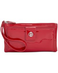 Giani Bernini - Patent Grab & Go Wallet, Created For Macy's - Lyst