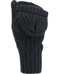 Under Armour - Around Town Mittens - Lyst