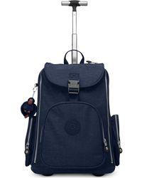 Kipling - Alcatraz Ii Rolling Backpack - Lyst