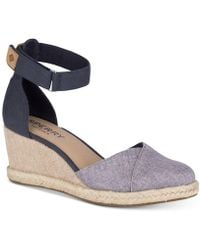 Sperry Top-Sider - Valencia Platform Espadrille Wedge Sandals - Lyst