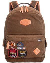 Superdry - Oatman Backpack - Lyst