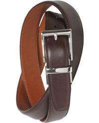 Polo Ralph Lauren - Belt, Saddle Leather - Lyst