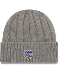 hot sale online 38d1a 9f687 KTZ Sacramento Kings Wowie Bucket Hat in Purple for Men - Lyst