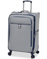 "London Fog - Oxford Hyperlight 25"" Expandable Spinner Suitcase - Lyst"